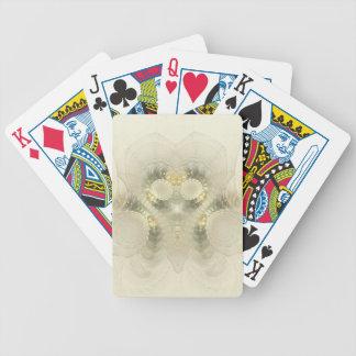 Wedding Dress Fractal  Playing Cards