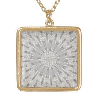 Wedding dress kaleidoscope #1 Necklace