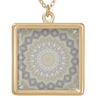 Wedding dress kaleidoscope #3 Necklace