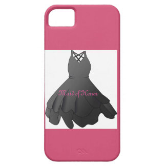 Wedding Dress Maid of Honor iPhone 5/5S Case