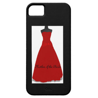 Wedding Dress Mother of the Bride iPhone 5/5S Case