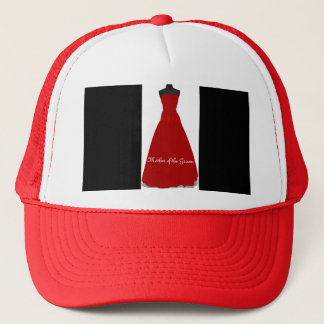 Wedding Dress Mother of the Groom Hat Cap