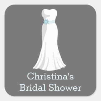 Wedding Dress Sticker