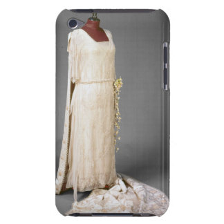 Wedding dress worn by Mary, Princess Royal, 1922 Case-Mate iPod Touch Case