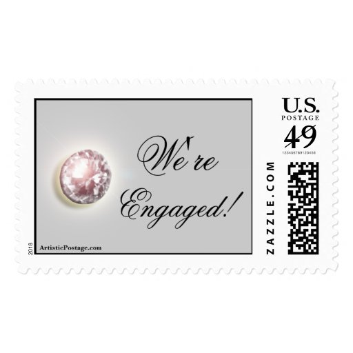postage stamps for wedding invitations wedding engagement announcement invitation postage 6730