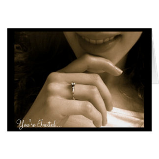 Wedding/Engagement/Shower Invitation