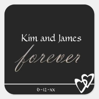 wedding envelope stickers