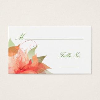 Wedding Escort Guest Place Cards