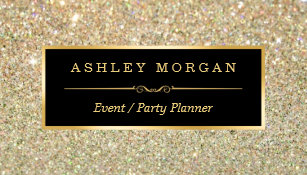 Event Planner Business Cards Zazzle
