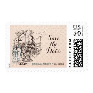 Wedding Express Save The Date Postage