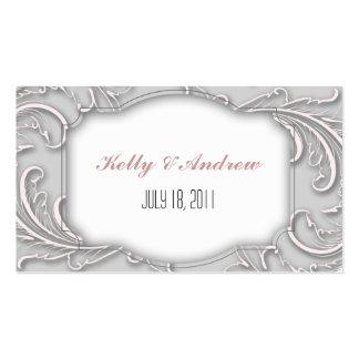 Wedding Extra Enclosure Card Business Card