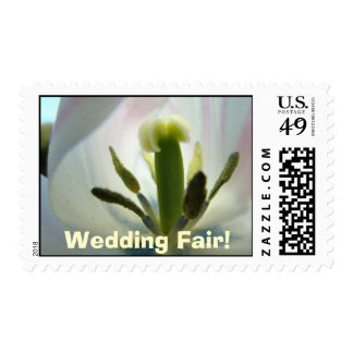 WEDDING Fair! stamps Invtations Events Tulips