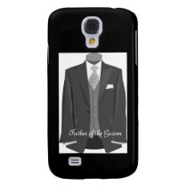 Wedding Father of the Groom Samsung Galaxy S4 Case