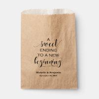 Wedding Favor Bags<