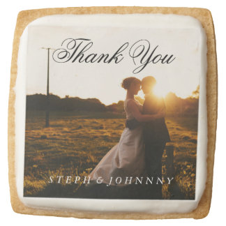 Wedding Favor Cookies Custom Photo Print Cookies