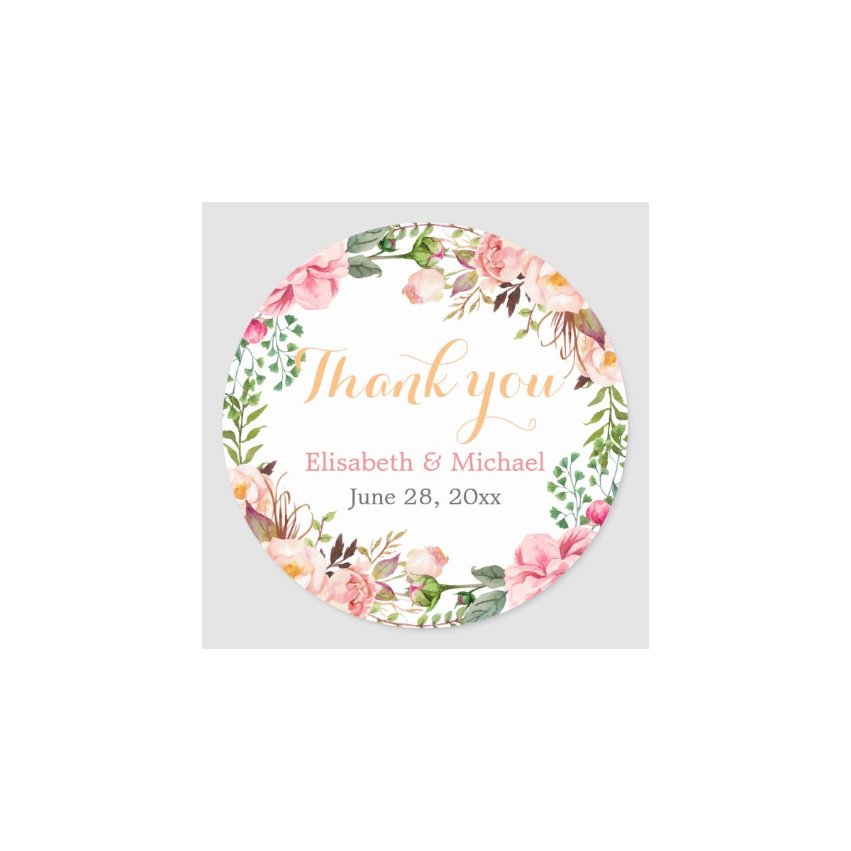 Dorable Wedding Favor Stickers Picture Collection - Wedding Dress ...