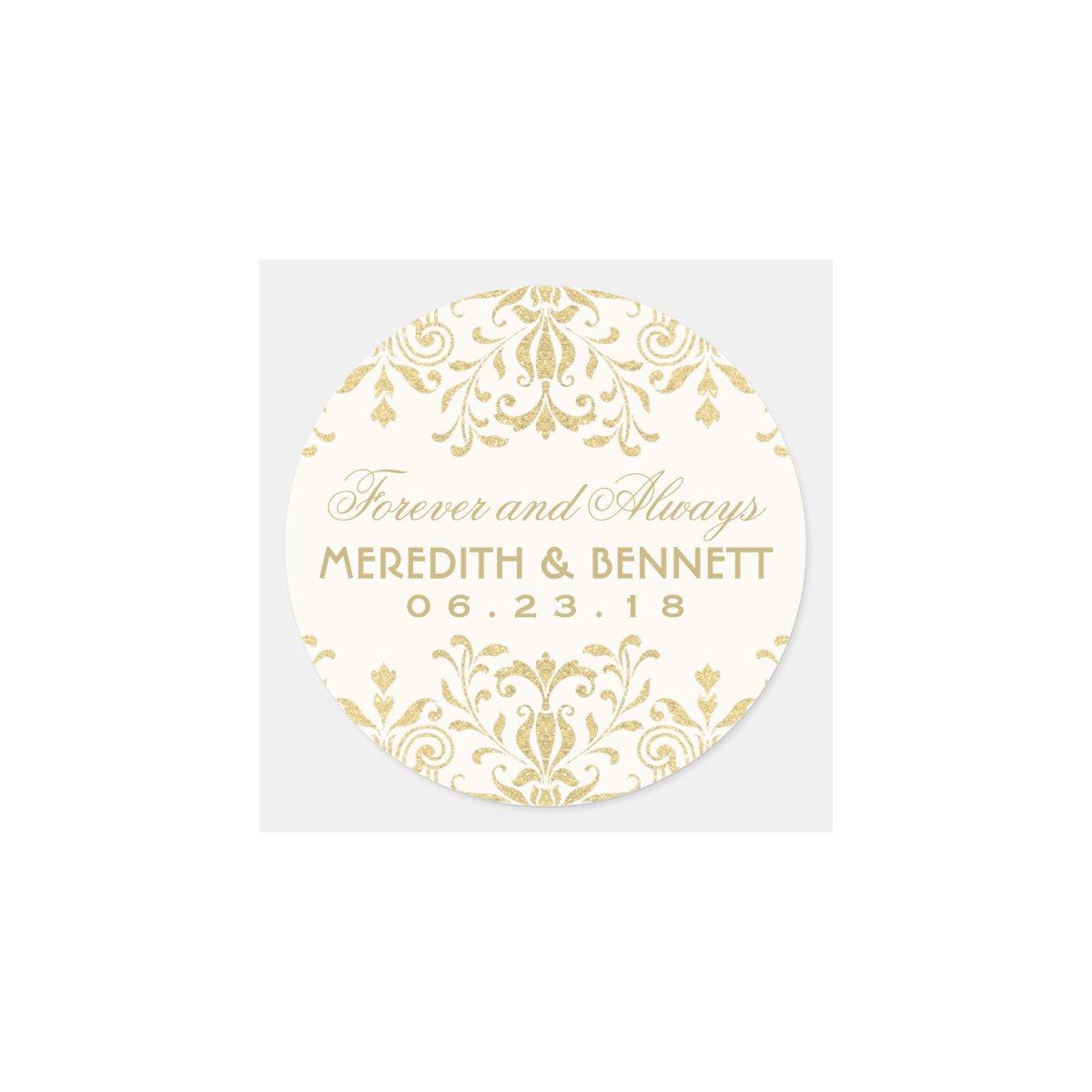 wedding favor labels - Wedding Decor Ideas