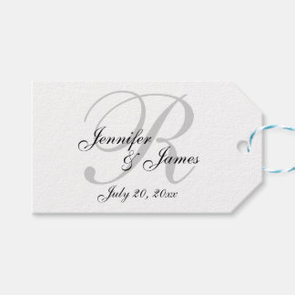 Wedding Favor Tags   Pack of Gift Tags