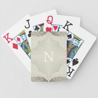 Wedding-Favors-Template_Initial -Vintage-White Bicycle Playing Cards