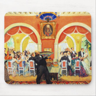 Wedding Feast, 1917 Mouse Pad