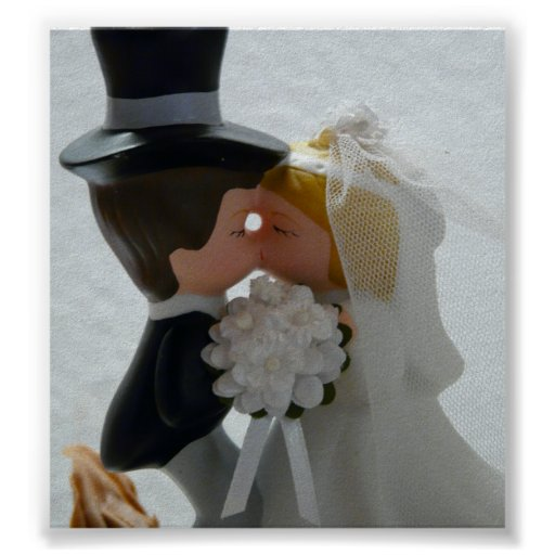 Wedding Figures Posters