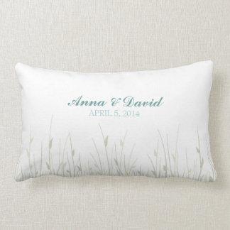 Wedding Fingerprint Flowers - Pillow