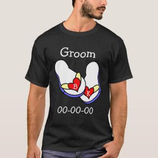 Wedding Flip Flops T-Shirt