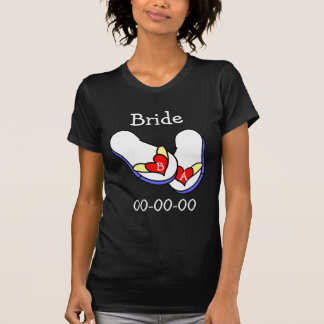 Wedding Flip Flops T Shirts