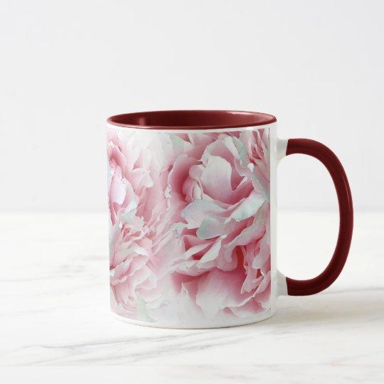 Wedding Flower Collage Mugs