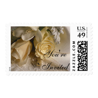 Wedding flowers postage