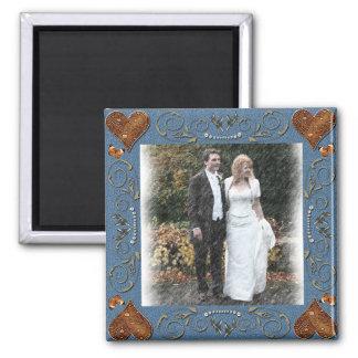 Wedding Frame Magnet