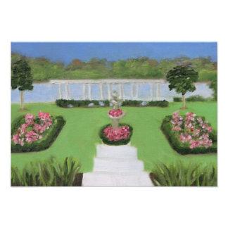 Wedding garden RSVP Personalized Invites