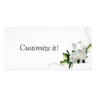 Wedding Gardenias Card