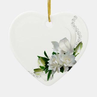 Wedding Gardenias Ornaments
