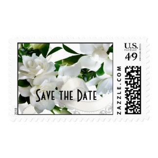 Wedding Gardenias Stamp