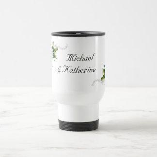 Wedding Gardenias Travel Mug