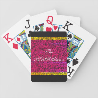 Wedding-Gift's_Ecru_Template*_Name Bicycle Playing Cards