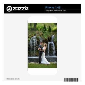Wedding Gifts iPhone 4 Skins