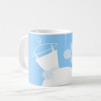 Wedding Gown Blue mug