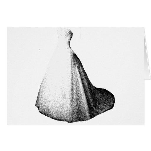 Wedding Gown Card