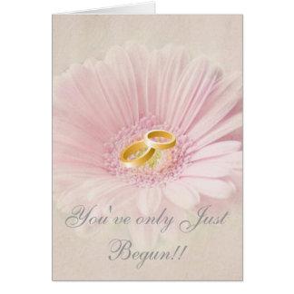 WEDDING GREATING CARD