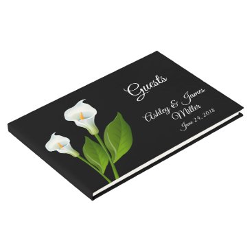 Bride Themed Wedding Guest Book