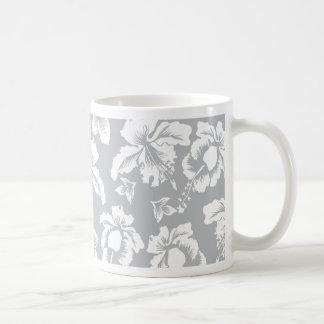 Wedding Hawaiian White Flower Coffee Mug
