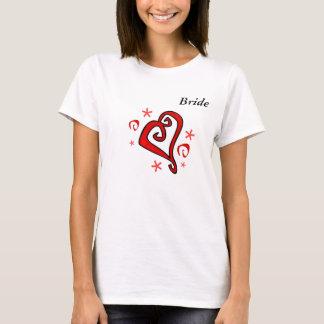 Wedding Heart T-Shirt