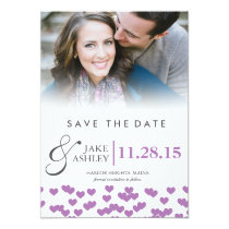 Wedding Hearts | Save the Dates Card