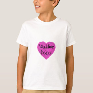Wedding Helper T-Shirt