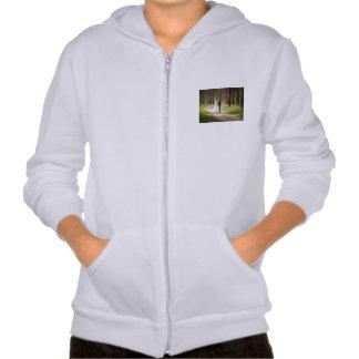 wedding hooded sweatshirt