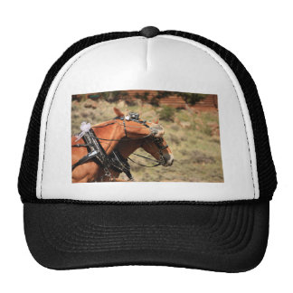 Wedding Horses Trucker Hat