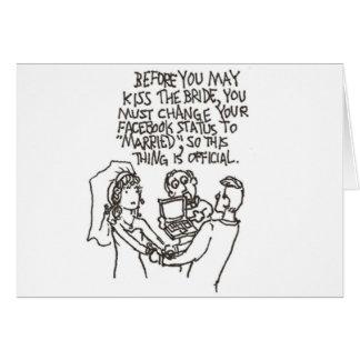 Wedding Humor Card