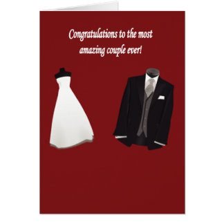 Wedding Humor Greeting Card